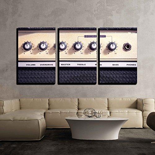 Guitar Canvas Frame - 3