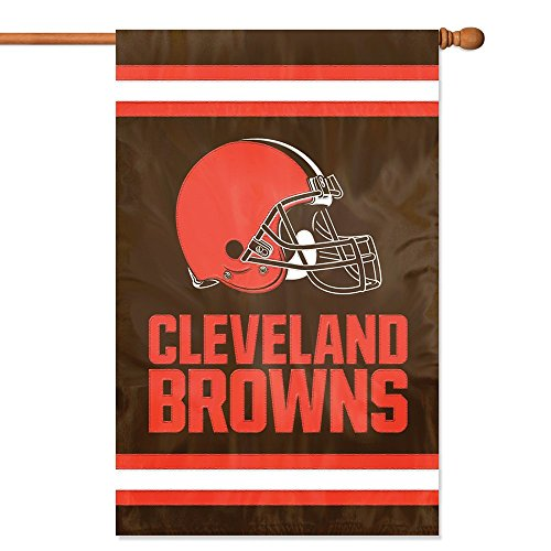 nd Browns Banner NFL Flag ()