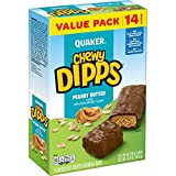 Quaker Chewy Dipps Chocolatey Covered Granola