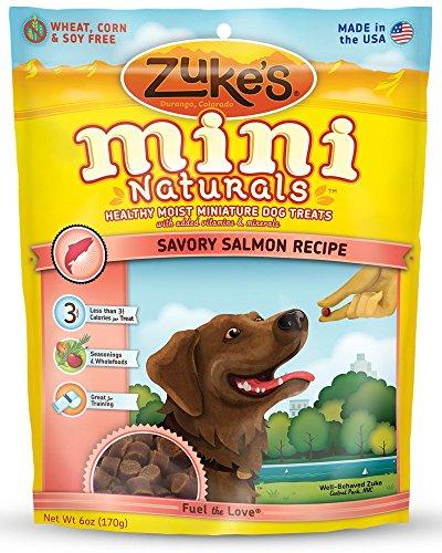 Zukes Naturals Treats Savory 6 Ounces product image