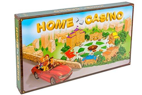 Home Casino - Nouveauté 2017 - Jeux d'ambiance - Jeu de Pari - Inventé en France