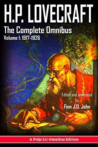 Picture of a HP Lovecraft The Complete Omnibus