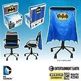 Batman Classic Blue Cape Chair Cover Convention Exclusive