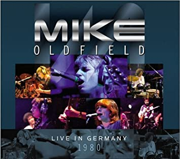9814527a0dd2 Mike Oldfield - Live in Germany 1980 by Mike Oldfield - Amazon.com Music