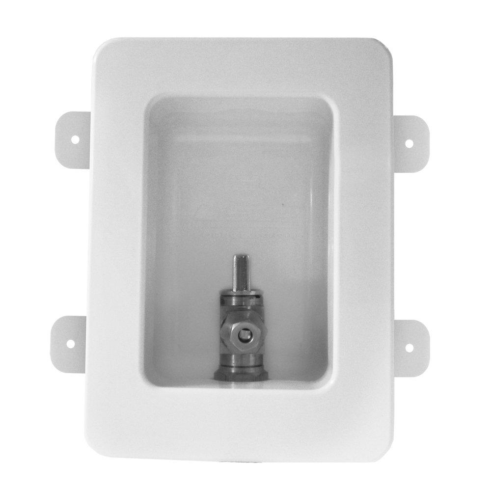 LSP OBFS-8040-LL Ice Maker Box, Firestop White
