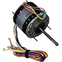 MARS - Motors & Armatures 10463 1/6-1/2 MULTI- hp 115V Direct Drive Blower Motor