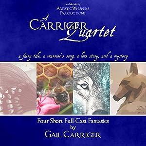 A Carriger Quartet Audiobook