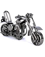 Fashion Motorcycle modeling creative home decor iron Crafts decoration men gift ornaments Fan71 m368