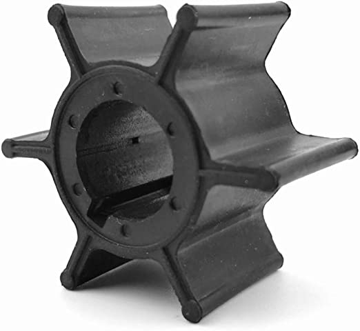 Wingogo Water Pump Impeller Replacement for 6HP 8HP Mercury Mariner Outboard 47-11590M Boat Motor Engine Parts Sierra 18-3066