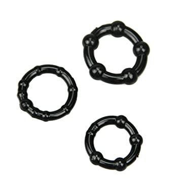 Lonersex Easy Squeeze Cock Ring Set, anillo Ninja Cock ...