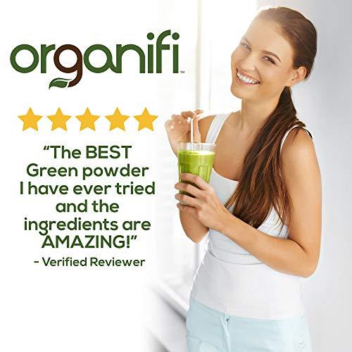 Green Kitchen Jeddah: Organic Superfood Supplement