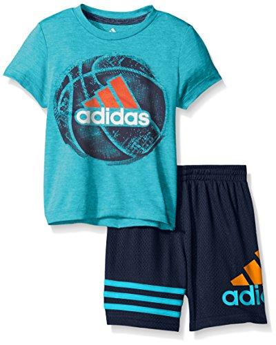 adidas-toddler-boys-tee-and-active-short-set-turquoise-heather-3t