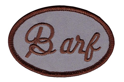 Barf Mog Spaceballs Name Badge Halloween Cosplay Costume Backpack Patch (Barf Spaceballs Costume)