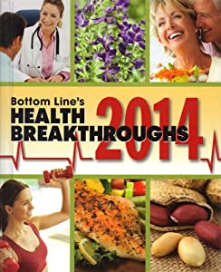 Hardcover Bottom Line's Health Breakthroughs 2014 Book