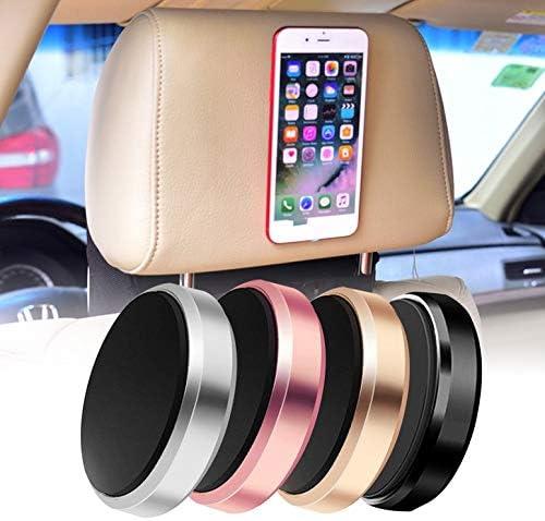 A8 Adesivo per Staffa Magnetica per Telefono Cellulare Supporto per Supporto per Smart Phone appiccicoso Rotondo Universale per Telefono Cellulare Ventilazione Magnetica per Auto