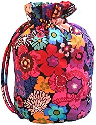 Vera Bradley Ditty Bag in Floral Fiesta