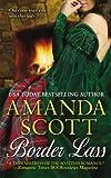 Border Lass, Amanda Scott, 0446197998