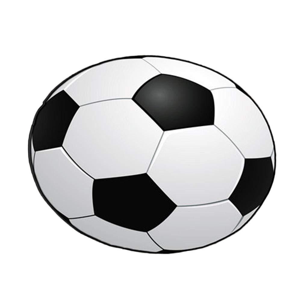 XOCKYE Niños Fútbol Lindo Fútbol Alfombra Mesa de café Silla ...