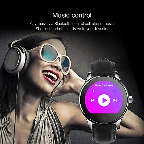Sma 09 3 Smart Watch Activity Tracker Smartwatches For Men