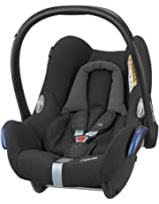 Maxi Cosi CabrioFix Baby Car Seat Group 0+ Isofix, 0-12 Months, Nomad Black, 0-13 kg