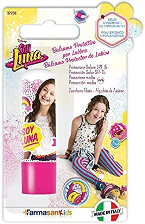 Soy Luna- Balsamo Protector Labial (Gabbiano 37256): Amazon.es: Juguetes y juegos