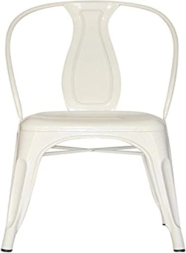 Reservation Seating Industrial Dining Chair White