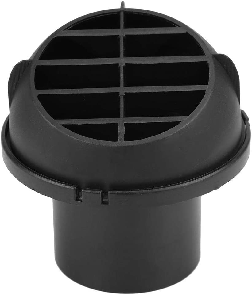 60mm Auto Car Heater Duct Warm Air Vent Outlet for Eberspacher Webasto Propex Qiilu Rotatable Car Heater Duct Warm Air Vent Outlet Air Conditioning Register