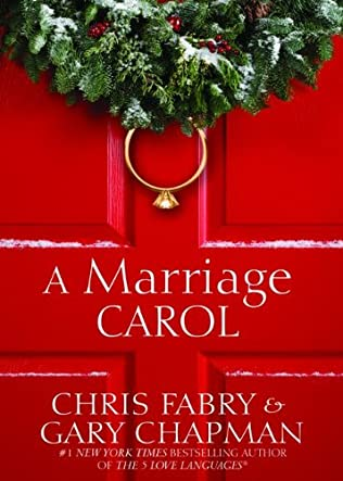 book cover of A Marriage Carol