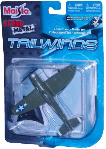 Maisto Fresh Metal Tailwinds 1:87 Scale Die Cast United, used for sale  Delivered anywhere in USA