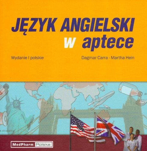 Jezyk angielski w aptece Carra Dagmar Hein Martha