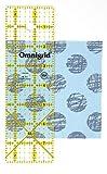 Omnigrid Ruler, 2-1/2 x 8-Inch, Clear