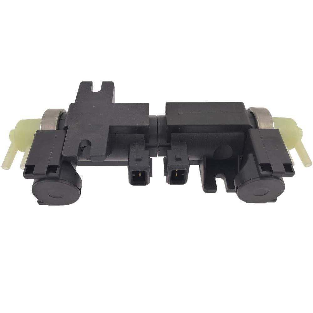 Pressure Converter Sensors TIKSCIENCE Turbo Boost Solenoid Valves Turbocharger for BMW F01 750i E90 335i E60 535i 11747626350
