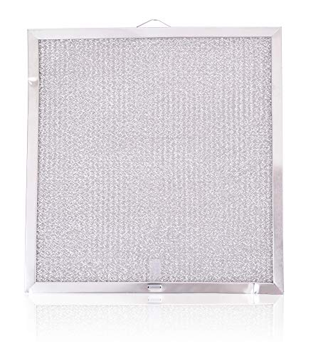 Whirlpool 4396387 Grease Mesh Range Hood Charcoal Filter, Silver