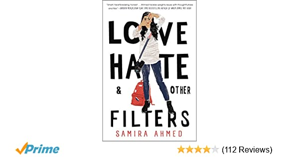 Amazon com: Love, Hate and Other Filters (9781616958473