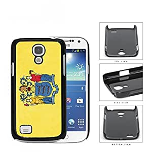 New Jersey State Flag Hard Plastic Snap On Cell Phone Case Samsung Galaxy S4 SIV Mini I9190