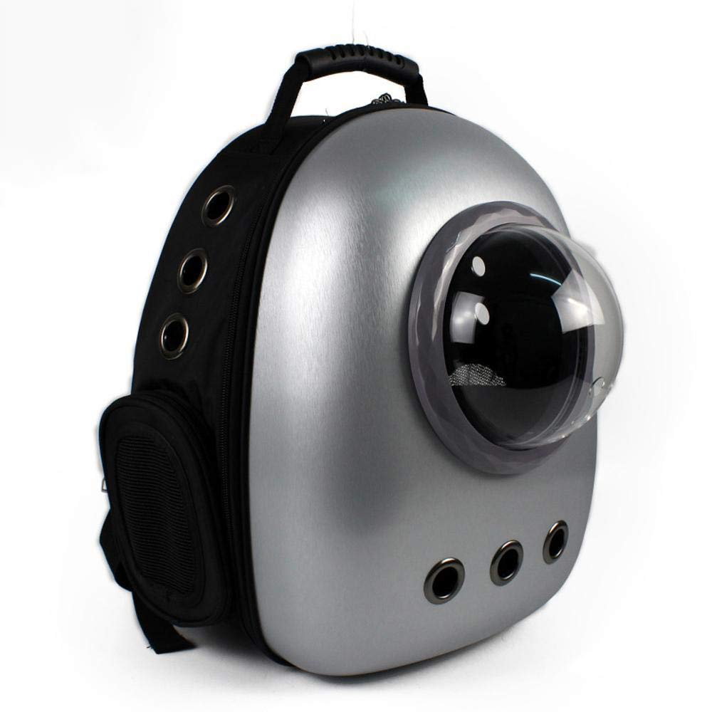 Maerye Pet Backpack can expand out of the portable cat bag breathable backpack pet bag pet transport bag suitable for about 4-6 kg dog