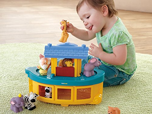 Fisher-Price Little People Noah's Ark by Fisher-Price (Image #8)