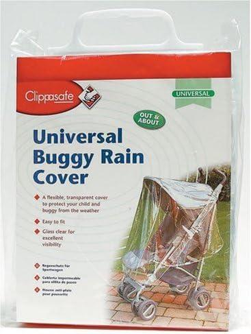 Clippasafe Universal Buggy Rain Cover