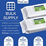 Disposable Wet Adult Wipes, 128 Pack - Pre