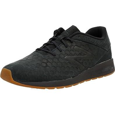 new balance noir en cuir