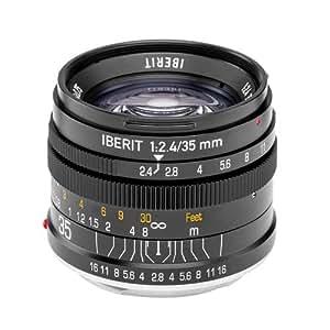 Handevision IBERIT 35mm f/2.4 Lens for Sony E - Black