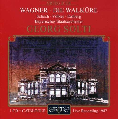Wagner: Die Walkure (1947)