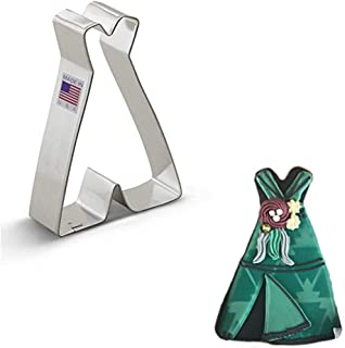 """product image for Ann Clark Cookie Cutters Teepee Cookie Cutter, 4"""""""