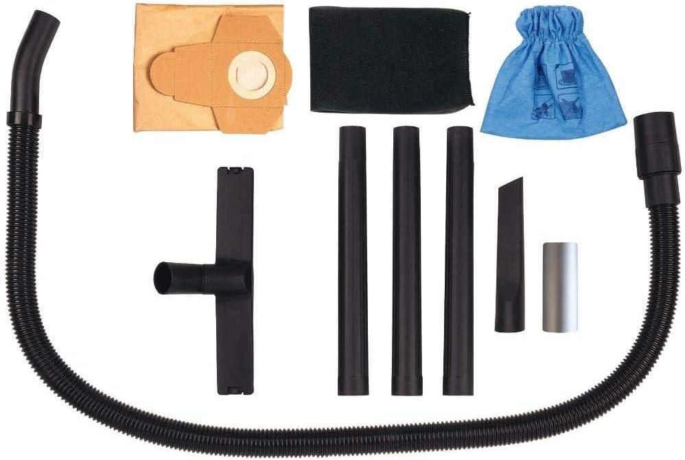1250 W Aspirador seco h/úmedo 230 V INOX 180 mbar 80 dB