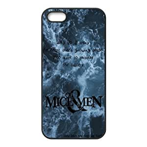 Generic Case Of Mice and Men For iPhone 5, ipod touch4 A12S348502
