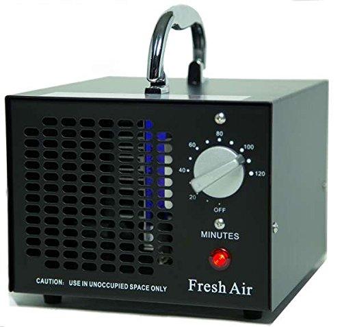 Kissemoji Commercial Industrial Ozone Generator Pro Air Purifier Mold Mildew Odor Ion