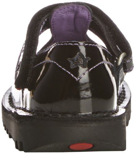 Black T Patent I Black Star Shoes Infant Kickers Kick School Ppzwgg