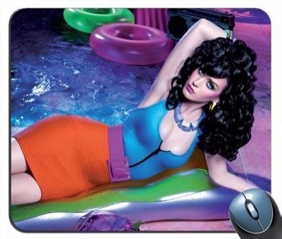 Katy Perry g1 2 Mouse Pad