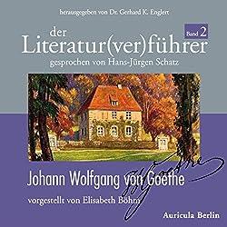 Johann Wolfgang von Goethe (Der Literaturverführer 2)