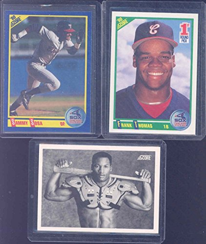 1990 Score Mlb Rookie Card - 1990 Score Baseball MLB Binder Complete Set Thomas Jackson Rookie w/Pages 1-704